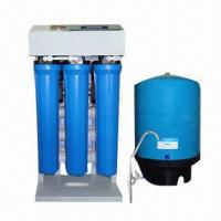 Best Reverse Osmosis Systems with 100 to 240V AC, 50/60Hz Power and 600 GPD Capacity,used for hotel wholesale