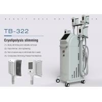Best 4 Handles 1800W Cryolipolysis Slimming Cool Shaping machine for Body Machine wholesale