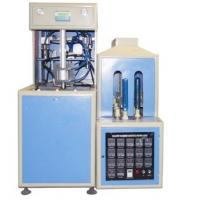 Best 1400Kg Semi Automatic PET Bottle Blowing Machine Plastic Stretch Molding Equipment wholesale
