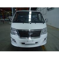 Quality highroof city service bus mini van bus with power steering