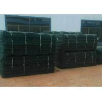 Cheap PVC Coated Gulafan Wire Mesh Gabion Baskets 2*1*0.5m Used In River Protection for sale