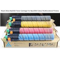 China Ricoh Aficio Mp2030 Toner Cartridge For Mpc2050 Colour Multifunctional Printers on sale