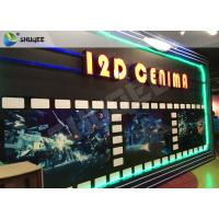 Best Amusement Park Motion Cinema Roller Coaster Simulator Mini 5d Film Game Machine wholesale