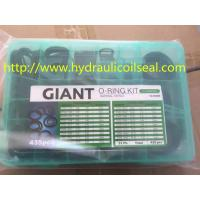 Buy cheap Hydraulic O Ring Kits With Rubber , Nbr , Viton , Silicon , Epdm Material from wholesalers