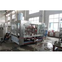 Best Auto Food Industry Popular Plastic Bottling Equipment With Sterilizing System wholesale