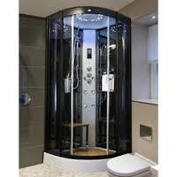 Best Fashionable Home Steam Bath Units , Spa Shower Cubicles 900 * 900 * 2150mm wholesale