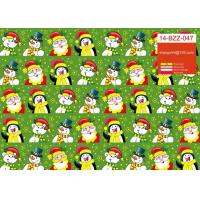 Buy cheap Christmas Gift Wrapping Paper Rolls For Decorative Packing Customized Printing from wholesalers