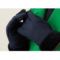 Best Unisex Real Sheepskin Gloves wholesale