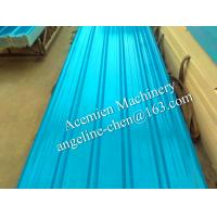 Best Plastic PVC+ASA/PMMA trapezoid type roofing sheets roofing materials wholesale