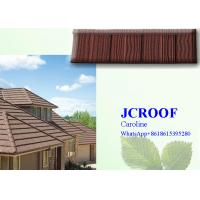 Best Strong and popular  NIGERIA stone roofCorrugated Metal Roofing Sheets matching 8 accessories wholesale
