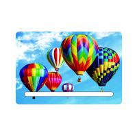 Best Custom Beautiful Balloon 3d  Fridge Magnets 7x11cm With Notepad  For Souvenir Gifts wholesale