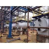 Best High Efficient Plate And Shell Heat Exchanger For Oil & Gas / Refinery wholesale
