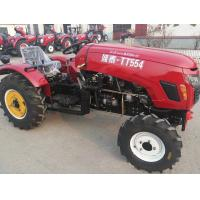 Buy cheap High Quality 55hp 4WD Agricultural Tractor from wholesalers