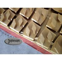 Best Golden Color HTC SF2 Grit 25 for EZ Change Plate of HTC Grinding Machines wholesale