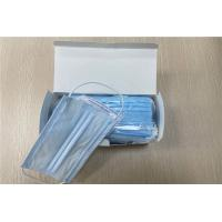 Best Perfect Fitting Design Disposable Face Mask Low Resistance To Breathing wholesale