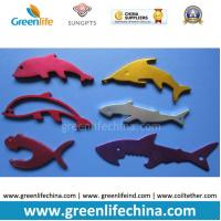 Best Fashion Animal Shapes Various Colors Alumimum Promotional Metal Beer Bottle Opener Gift wholesale