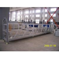 Quality Steel Aerial Lifting Powered Suspended Platform Cradle 800 Rated Load wholesale