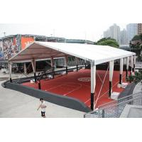 China Flame Resistant Party Curved Outdoor Party Tent Garden Party Canopy 700 People on sale