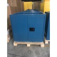 Best Hazardous Waste Storage Cabinets For Laboratory , Paint Safety Storage Cabinets For Inks wholesale