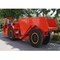 Best Underground Mining Truck with 6 ton Capacity with parts imported  MICO brand and dana converter wholesale