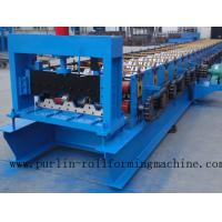 Best Hydraulic Station For Trough Closed Lader Metal Deck Roll Former Machine Customizable wholesale