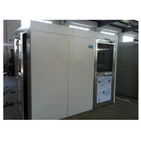 Best Workshop Class 1000 Air Shower Tunnel / Channels , Pharmaceutical Clean Room wholesale
