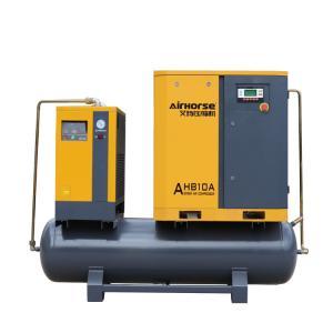 Best 7.5KW 11Kw 15kw Screw Air Compressor screw compressor Portable Inverter Air Screw Compressor Machine wholesale