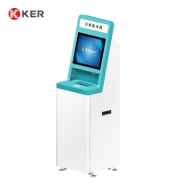 Best Report Printing Collecting Infrared Hospital Self Service Kiosk wholesale