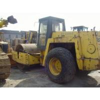 Best Auto Gear Second Hand Road Roller , Bomag Bw219d Pneumatic Roller Compactor wholesale