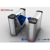 Turnkey Gate Control Pedestrian Barrier Gate Security System For Flap Gates