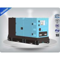 China 160Kw 200Kva Perkins Soundproof Diesel Generator Set , Low Noise unmatched quality on sale