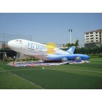 Best Giant Inflatable Advertising Helium Plane with Good Elastic, Custom Shaped Balloons wholesale