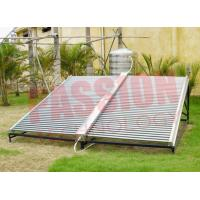 Best Multi Function Solar Hot Water Collector Stainless Steel Double - Side Manifold wholesale