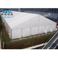 Best Outdoor Church Revival Tents Rain Proof With Light Frame Steel Structure wholesale