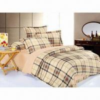 Buy cheap Bedding Sets with Velvet Fabric from wholesalers