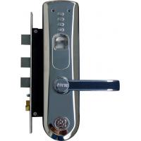 Best Doubel side fingerprint door lock can be opened by fingerprint, password,remote and others wholesale