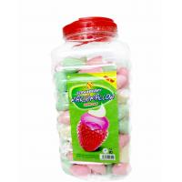 Best Lovely Strawberry Ice Cream Shape Marshmallow Sweet and Soft wholesale
