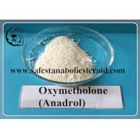 Quality TOP Muscle Oxymetholone Anadrol Muscle Building Steroids hormone 434-07-1 wholesale