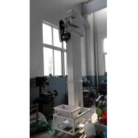 Quality Customized Bucket Elevator 380V Height 2500 - 4500mm Bagging Equipment Parts wholesale