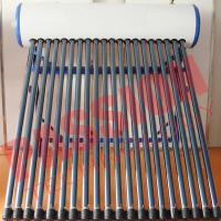 Best Customized Color Heat Pipe Solar Water Heater Rooftop High Efficiency wholesale