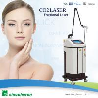 Cheap CO2 Fractional Laser Multifunction Beauty Machine For Scar Removal / Skin Resurfacing for sale