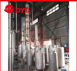 Best Used copper alcohol distiller machine gin distillation for sale wholesale