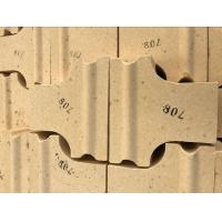 Quality Different Size Ceramic Refractory Bricks , High Heat Bricks For Industrial Furnace wholesale