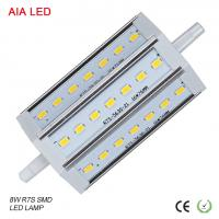 Best Interior 5630 SMD LED R7S 8W LED BULB/ LED lamp for led flood lighting wholesale