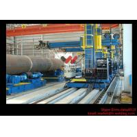Best Middle Duty 5 * 5m Welding Column and Boom For Steel Pipe / Tank Movable Welding wholesale