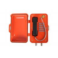 Best Industrial  Outdoor Weatherproof Telephone Anti - Explosion Customized Color wholesale