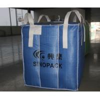 Best FIBC Cross Corner Conductive Bag Cement Bag 3000 LBS Custom Designed wholesale