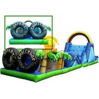 Best Advertising Inflatable Obstacle PVC For Different Size For Children wholesale