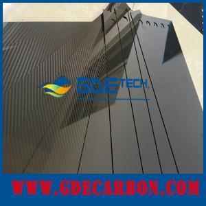 5000x2000mm large carbon fiber sheet