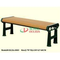 Best Recyclable 100% Composite Picnic Bench , Waterproof Composite Wood Bench Slats wholesale